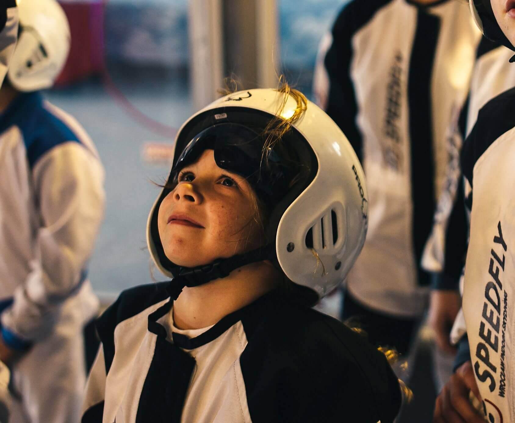 Dla dzieci | Tunel Aerodynamiczny SpeedFly