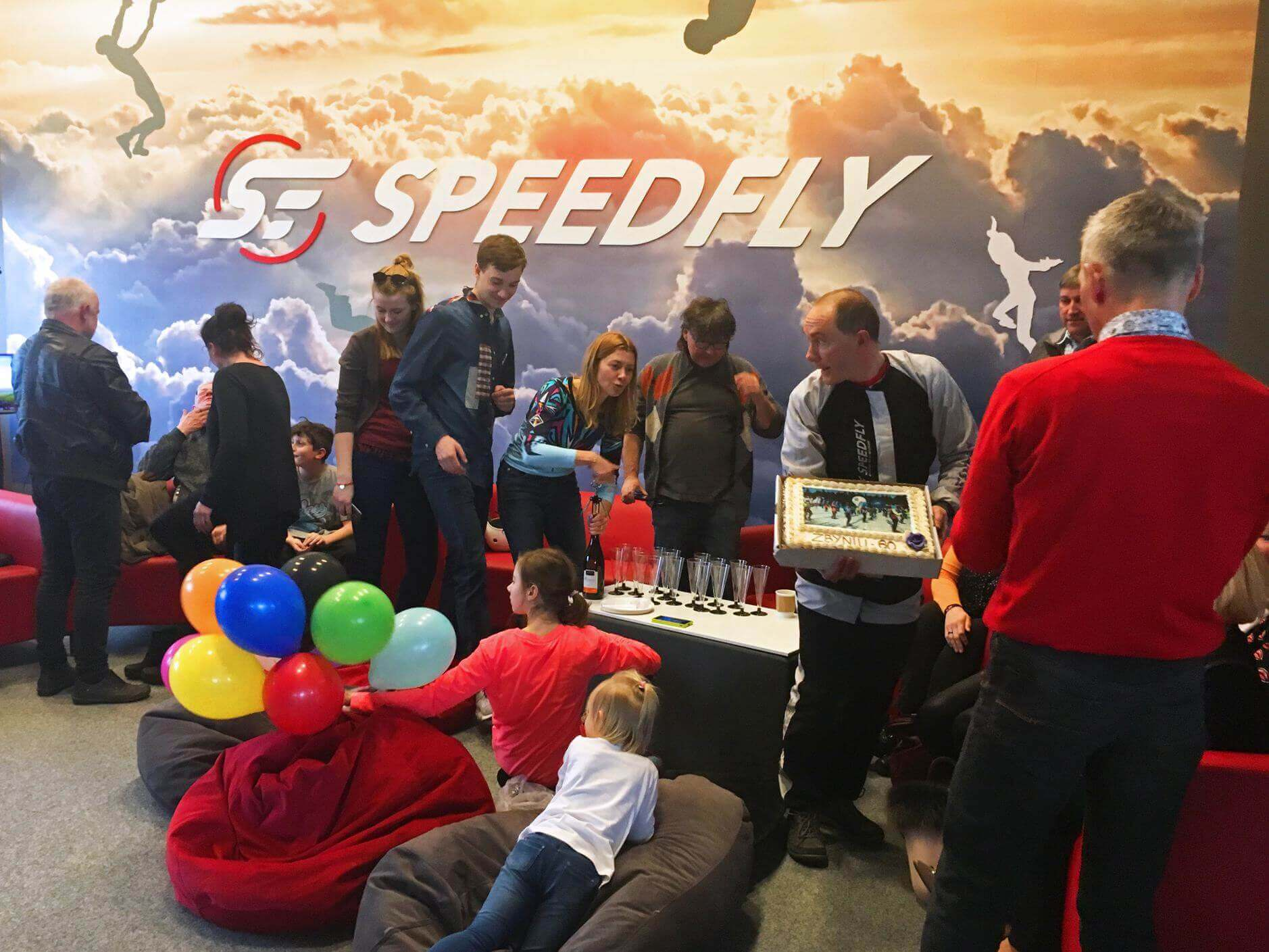 For children | Tunel Aerodynamiczny SpeedFly