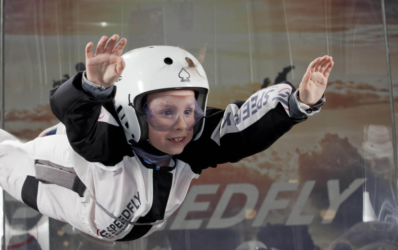 Kto może latać w tunelu aerodynamicznym? | Tunel Aerodynamiczny SpeedFly